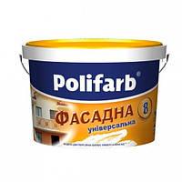 Универсалфасад Полифарб 1,4 кг