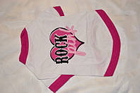 "Футболка для собак ""Rock pink"""