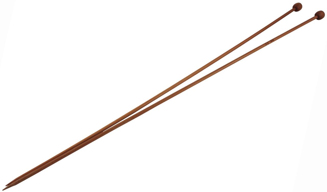Спицы для вязания №3.0 (330mm) бамбуковые