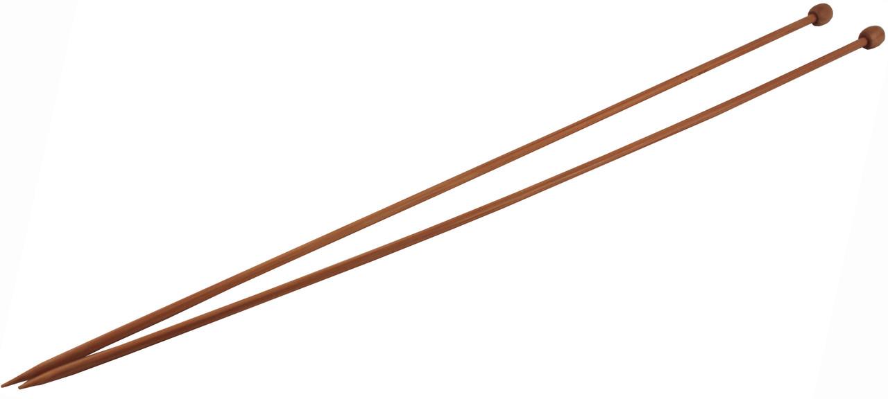 Спицы для вязания №3.5 (330mm) бамбуковые
