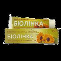 Зубной комплекс паста «БИОЛИНКА» Биолика