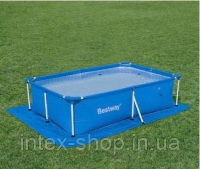 Подстилка для бассейна 58102 размер 445х254  см., фото 2
