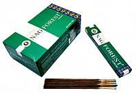 Vijayashree Golden Nag Forest 15 палочек в пачке 15 грамм упаковка