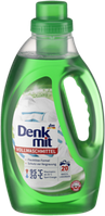Denkmit Vollwaschmittel- Жидкое средство для стирки, 20 стирок