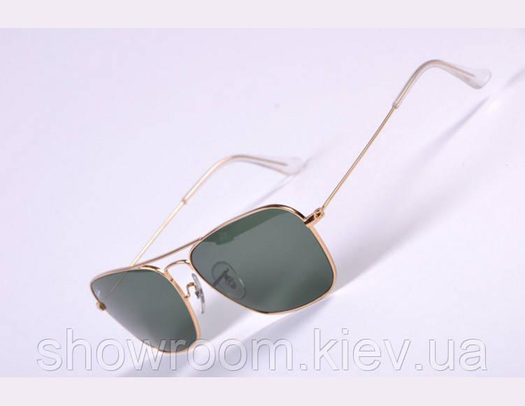Женские солнцезащитные очки в стиле RAY BAN 3136 CARAVANE LUX