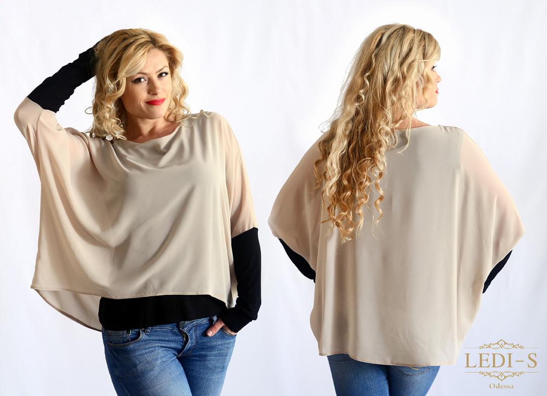 Жіноча блуза (42-60) 8099/1