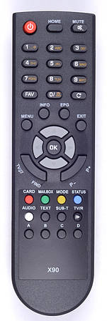 Пульт Globo X90, X80 premium, Orton GL8 premium (SAT) CE)