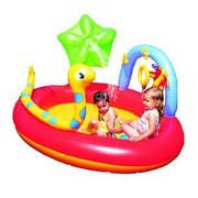 Детский надувной бассейн Bestway 53026 (193х150х89 см.)