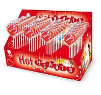 Леденцы Hot Hearts 36шт. по 18г. Польша, фото 1