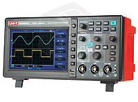 Двухканальный цифровой осциллограф UNI-T UTD2052CL