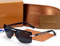 Солнцезащитные очки Gucci (5010) silver