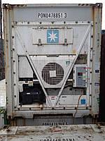 Продам  рефконтейнер морской бу,  рефрижератор 40 футов Thermoking