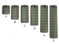 "Guarder накладная рельса (11-rib 6.5"" Panel)"