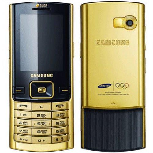 Корпус для Samsung D780 gold в сборе high copy