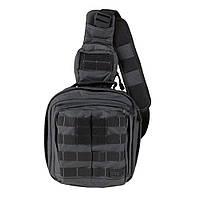 5.11 сумка-рюкзак RUSH MOAB 6 серо-черная