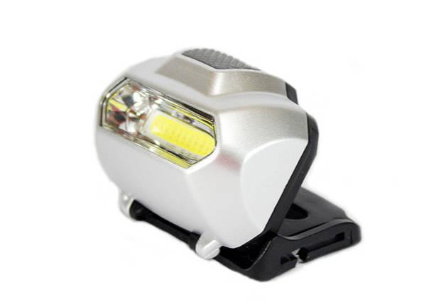 Ліхтарик налобний зі світлодіодами LED BL-2088, фото 2