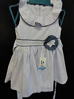 Купить оптом трикотажные детские платья