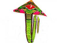 Змей воздушный в чехле Кобра,160см
