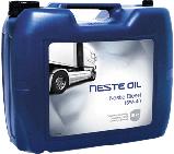 NesteTurbo LXE15W40 (20л) Масло для грузового транспорта, фото 2