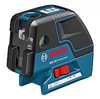 Лазер комбинированый Bosch GCL 25
