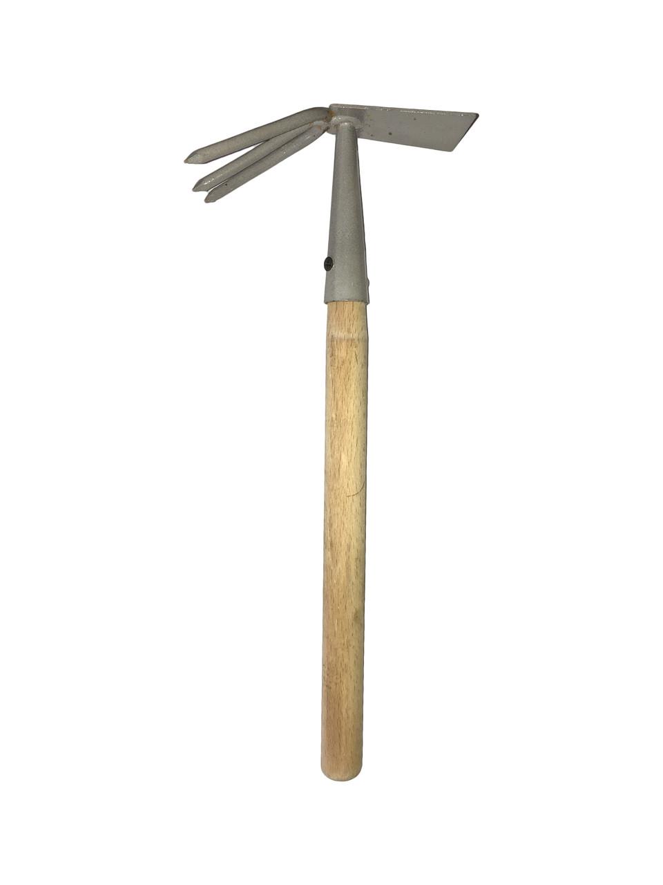 """Кирка-мотыга, сапка , полевая, комбинированная,  """"Хозряд"""" для сада."""