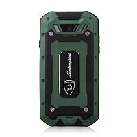 Корпус! Lamborghini v12 (Batl v12, Jaguar v12) Green (черно зеленый)