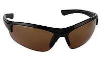 Поляризационные очки (коричневые) - Sunglasses, semi-frame, brown lenses