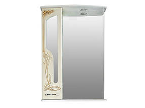 Шкаф зеркальный Атолл Барселона 165