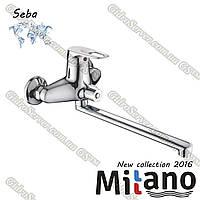 Смеситель для ванны Seba ML-600S EURO.