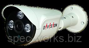 Видеокамера цветная цилиндрическая CE-225KIR3HP