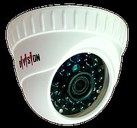 Видеокамера цветная купольная DI-135IR24IP