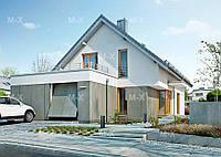 MЫ133. Уютный дом с мансардой и гаражом