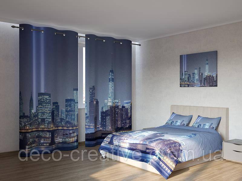 Фотокомплект ночной Нью-Йорк
