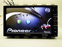 Магнитола Pioneer PI-703 2din GPS+USB+BT+TV, фото 1