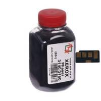 Тонер+чип АНК для Xerox Phaser 3140/3155/3160 (тонер АНК, чип АНК) бутль 60г (1400556)