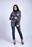 Кардиган не только согреет свою обладательницу в холода, но и позволит выглядеть модно и эффектно