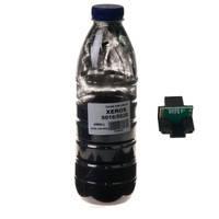 Тонер+чип АНК для Xerox WC 5016/5020 (тонер АНК, чип АНК) 400г (1300393)