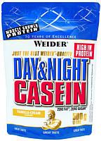 100% Casein Weider, 500 грамм