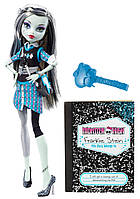 Кукла Монстер Хай Френки Штейн, Monster High Frankie Stein Doll. Выпускники.