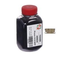 Тонер+чип АНК для Xtrox Phaser 6121MFP (тонер АНК, чип АНК) 90г Black (1502683)