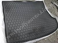 Коврик в багажник HYUNDAI Santa-Fe с 2006-2010 г. 7 мест (AVTO-GUMM) пластик+резина