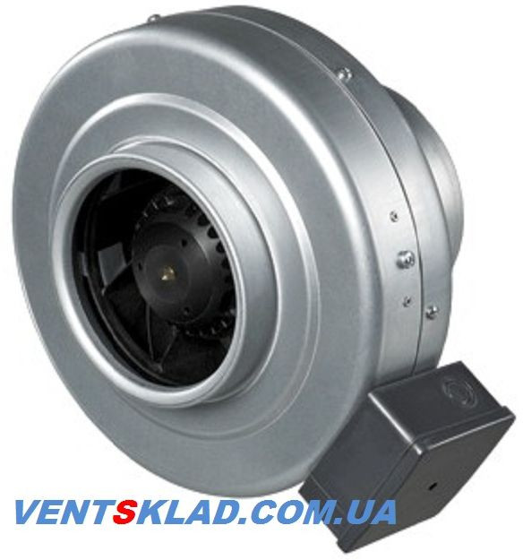 Вентилятор нержавеющая сталь до 980 м3/час Вентс ВКМц 250 Б