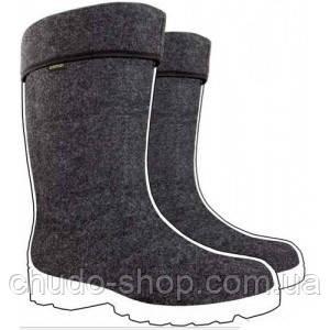 Съемный войлочный носочек для резиновых сапог Rainny