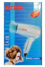 Фен для волос Nova N5802, 1600w