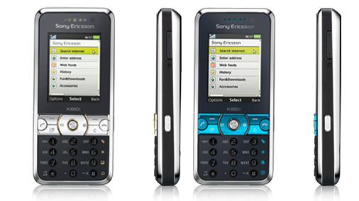 Корпус для Sony-Ericsson K660 в сборе high copy
