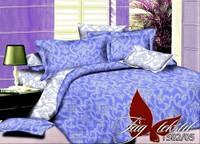 Семейный комплект постельного белья PL1582-05 поплин