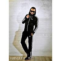 Мужской спортивный костюм Адик капюшоном