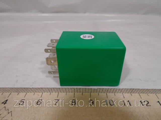 Реле стеклоочистителя Ланос зеленое 9 контактов Hybrid