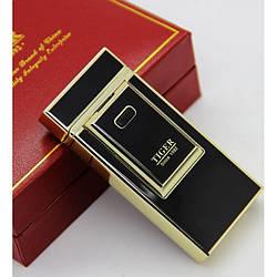 Электроимпульсная USB Зажигалка TIGER-4686