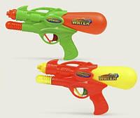 Труба пистолет водяной в пакете 323 (576шт / 2) в пакете 16см